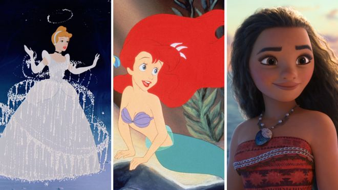 What Can Modern Girls Learn From Disney Princesses Bbc News