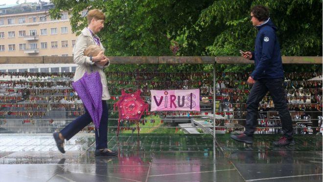 В Словении власти готовы заявить о победе над вирусом