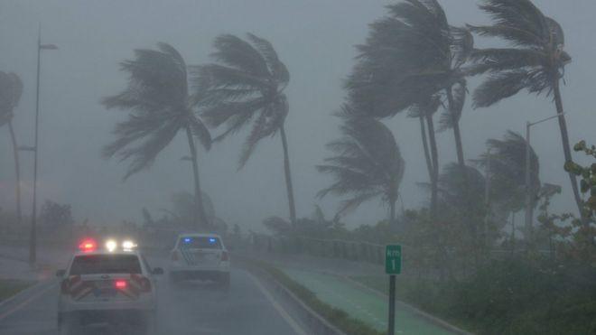 Image result for huracan irma en puerto rico