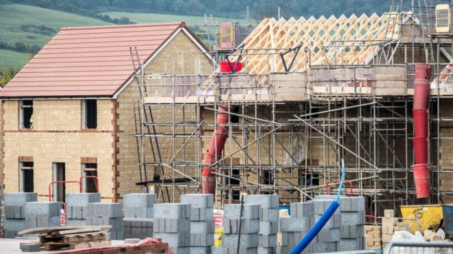 England Needs Millions Of Homes To Solve Housing Crisis Bbc News
