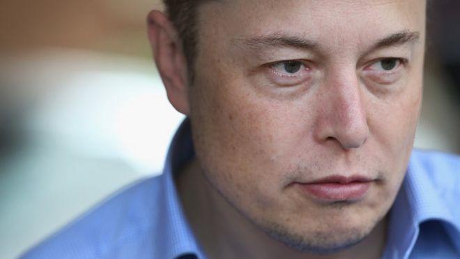 Elon Musk, fundador y director de Tesla