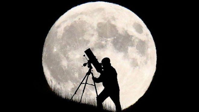 Preprate para ver la Luna ms grande y brillante de los ltimos