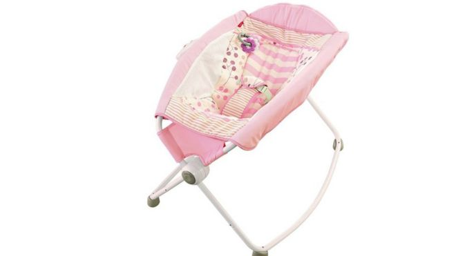 Fisher-Price recalls millions of baby sleepers after