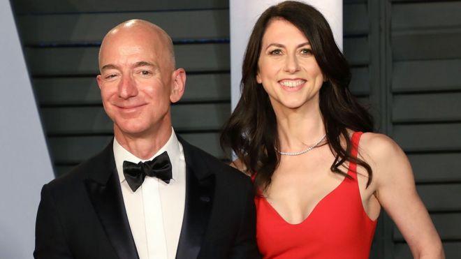 MacKenzie Bezos promete doar metade de sua fortuna de US$ 37 bilhões