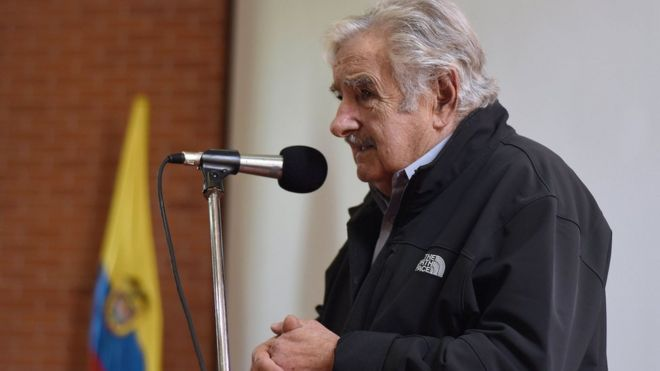 José Mujica, ex-presidente do Uruguai