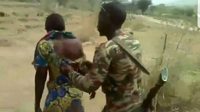 Cameroon army video us say make goment investigate de killing soldier and woman publicscrutiny