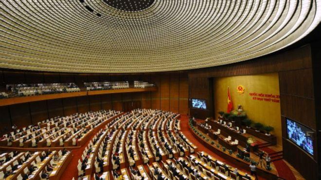 Bà Châu Thị Thu Nga bị Quốc hội bãi nhiệm tư cách Đại biểu vào tháng Sáu 2015