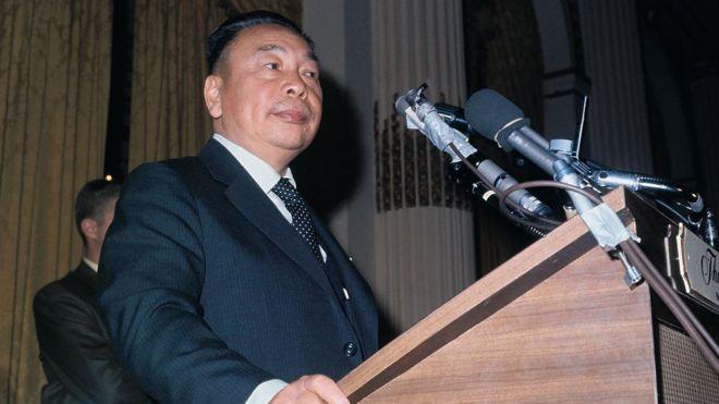 Tưởng Kinh Quốc năm 1970