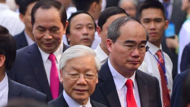 Đảng Cộng sản Việt Nam khẳng định đang quyết tâm chỉnh đốn Đảng