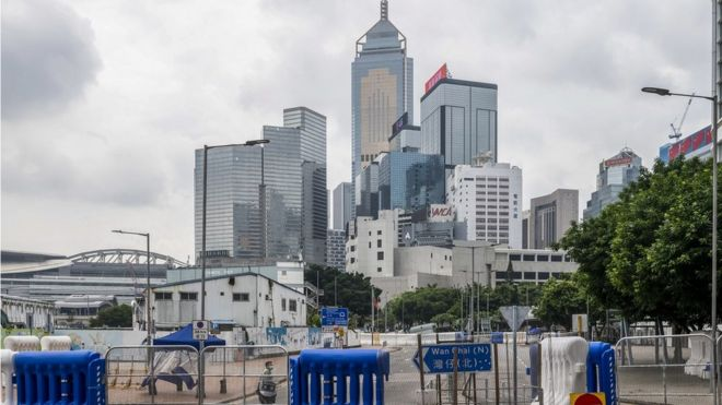 从《逃犯条例》到《国安法》 香港商界为何反应迥异