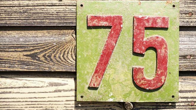 Número 75