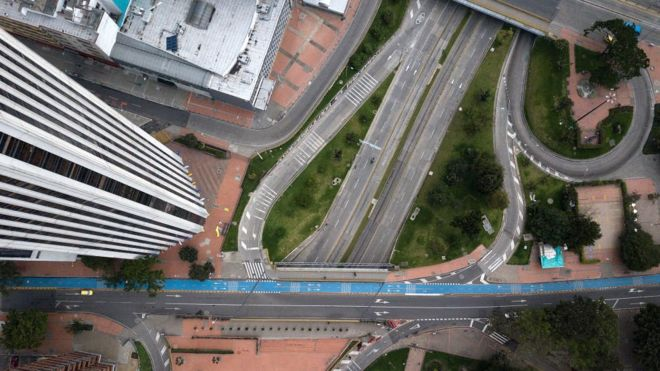 Bogotá, Colombia.