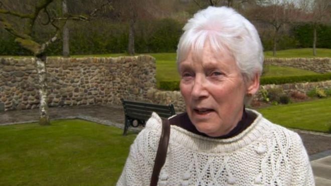 Hettie Williams ordered her pupils to hide under their desks when their school was engulfed