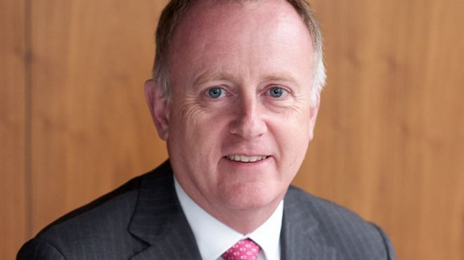 Lloyd's of London chief executive John Neal