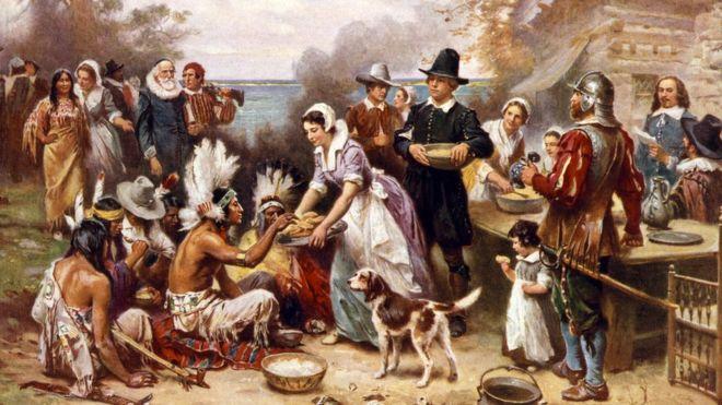 Historia Del Dia De Gracias >> Thanksgiving Cual Es El Origen De La Celebracion De Accion De