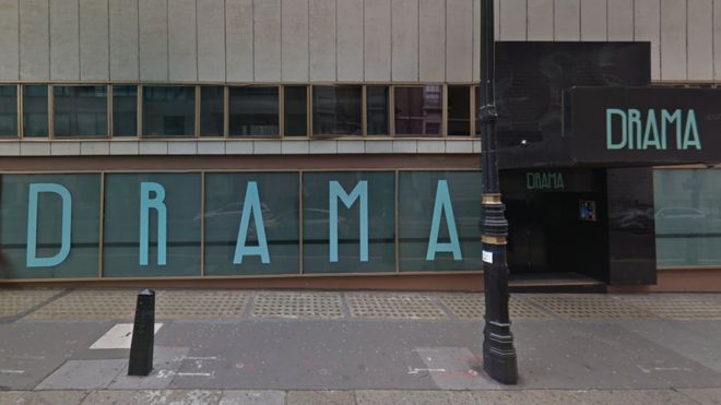 Drama Park Lane nightclub & Drama nightclub denies alleged racist door policy - BBC News