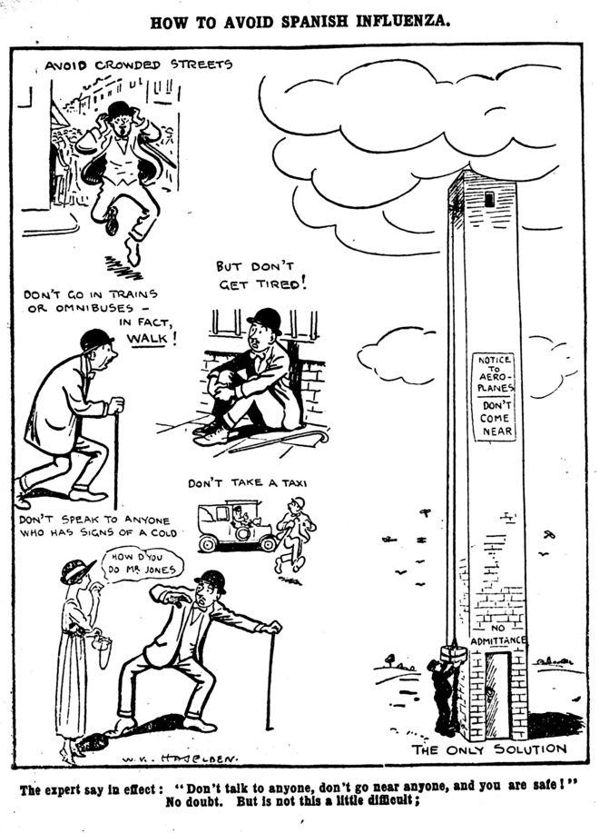 डेली मिरर में प्रकाशित एक कार्टून