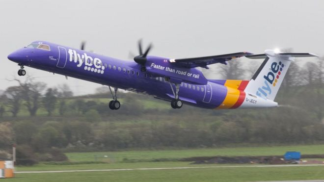FlyBe ends Bournemouth Airport...