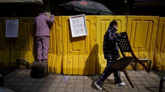الصين تقول إنه ليس بالضرورة أن تكون ووهان مهد الفيروس.