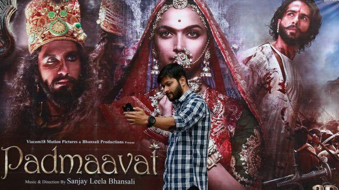 چرا فیلم هندی پدماوتی جنجالی شد