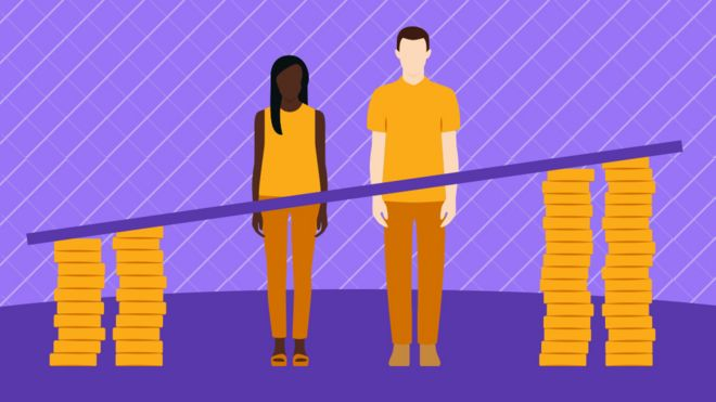 To find the pay gap where you work, try our calculator.