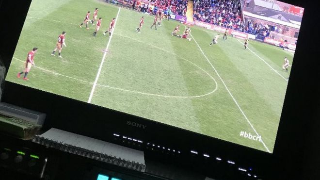 BBC iPlayer streams sport in 4K HDR for first time - BBC News