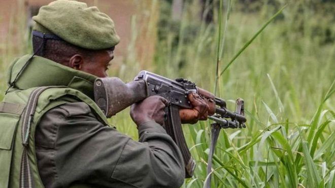Mashariki mwa taifa la DR Congo karibu na mpaka na Rwanda ni eneo ambalo limekuwa halina udhibiti.