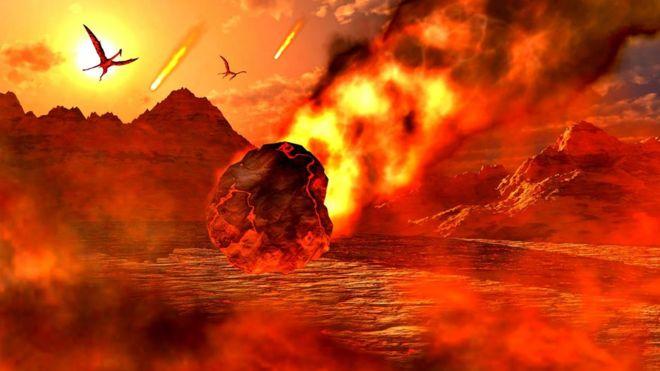 Vòng tròn hủy diệt khủng long ở Yucatan, Mexico