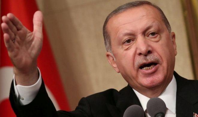 Mengalami Pengepungan Ekonomi, Erdogan Serukan Boikot AS