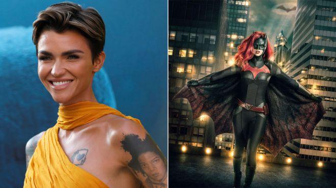 Kathy kane lesbian batwoman