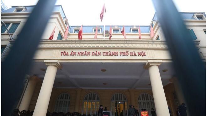 Tòa án Nhân dân Thành phố Hà Nội