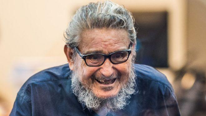 Abimael Guzmán.