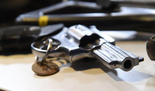 Illegal firearms sized by Australian police