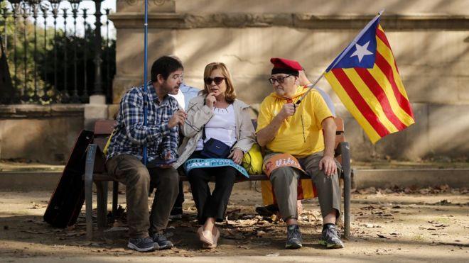 Ciudadanos catalanes