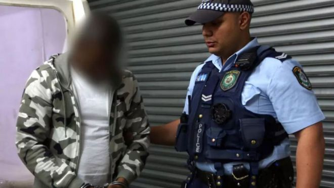 Email scam: Nigerian 'ran ring from Sydney detention centre