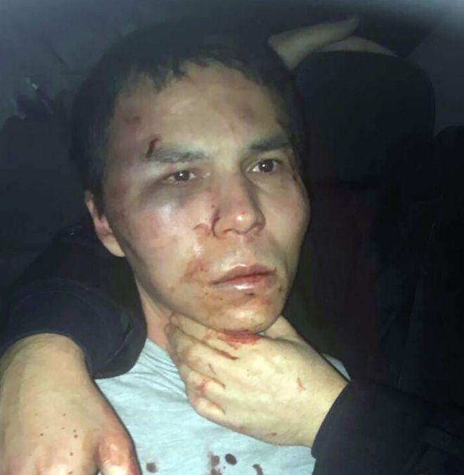 Istanbul Reina nightclub attack suspect captured - BBC News