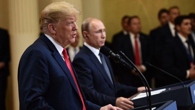 Trump'tan Putin görüşmesi tweeti: Rusya ile olumlu sonuçlar yakın