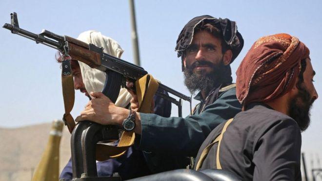 مسلح من حركة طالبان