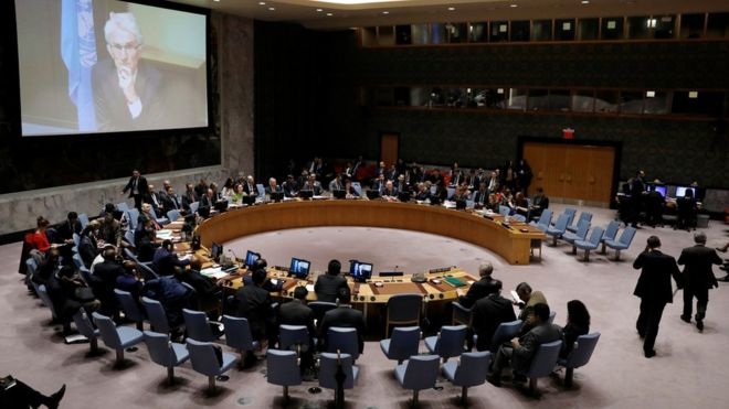 مجلس الأمن الدولي