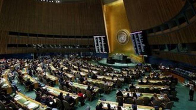 مجمع عمومی سازمان ملل نقض حقوق بشر در ایران را محکوم کرد