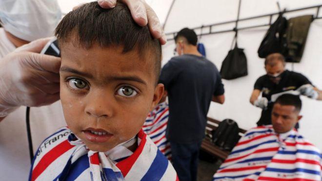 Miles de familias venezolanas han llegado a Colombia en los últimos años.