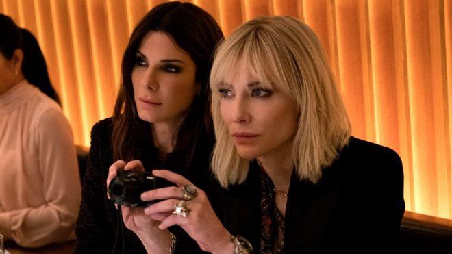 Ocean's 8: Why Cate Blanchett and Sandra Bullock want to