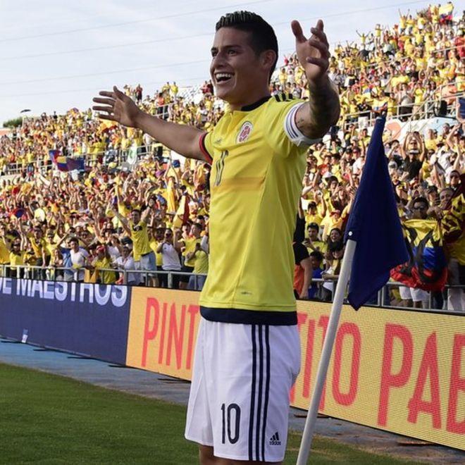 Qué le puede aportar el colombiano James Rodríguez al Bayern Múnich ... 82cd9af393d56