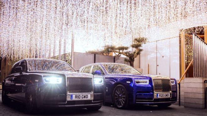 Rolls Royce Car >> Rolls Royce Hits Record Sales Driven By New Phantom Bbc News