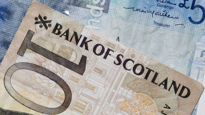 four week deadline to use scottish paper money bbc news