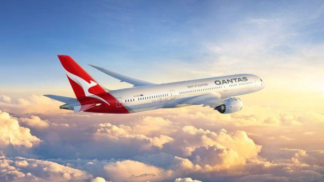 Qantas eyes non-stop London-Sydney flights - BBC News