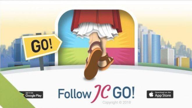 Catholic saint-finding game 'Follow JC Go!' wants to rival Pokemon