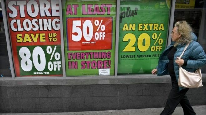 Image result for stores closing what do consumers want