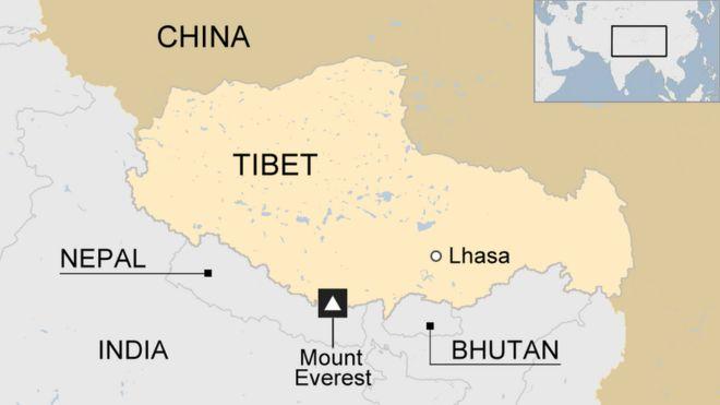 chinas view on tibet