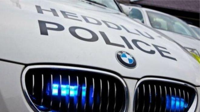 Woman dies in Port Talbot motorcycle crash - BBC News